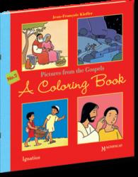 A Gospel Coloring Book - Vol.2