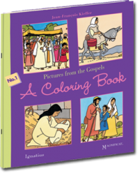 A Gospel Coloring Book - Vol.1