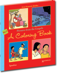 A Gospel Coloring Book - Vol.2
